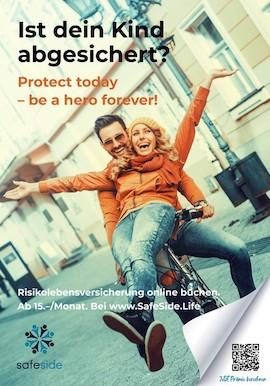 Plakatkampagne Saveside